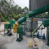Distilleria molecolare dell'olio per l'olio per motori dell'olio di pirolisi a combustibile diesel