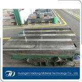 Выкованная плита прессформы материала 1.2312 стальная