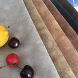 Tricot 100%hilados de alta calidad de impresión tejido de terciopelo para sofá
