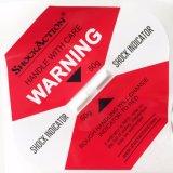 Rendabel verminder Etiket van de Buil van de Schok van de Schade van de Lading het Logistische