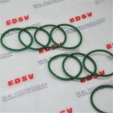 Joint en caoutchouc de joint circulaire vert de HNBR 70/boucle en caoutchouc