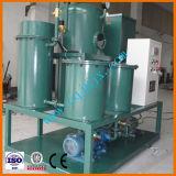 A água do petróleo do depósito removem e a máquina do separador das impurezas