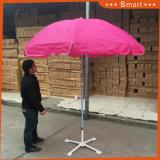 La coutume de promotion de la publicité d'impression deux couleurs Parasol