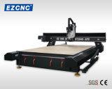 La transmisión de doble husillo de bola Ezletter y 60m/min publicidad de alta velocidad de la máquina de grabado CNC (GT2540-ATC)