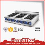 Estufa de gas de la inducción/estufa de cocinar de gas del restaurante/estufa de gas del equipo del restaurante