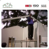 Gute Isolierungs-Fertigzwischenlage-Panel-schnelle Installations-vorfabriziertes Kabine-Haus