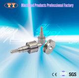 Eje trabajado a máquina eje del acero de alta velocidad del CNC de la bomba de la turbina de la precisión