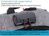 OEM Laptop van de Rugzak USB van de Zak van het Eind van de Fabrikanten van de Zak Hoge Anti-diefstal Slimme Zakken voor Mensen