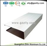 Строительный материал Quadrate-Pipe отражателя алюминия подвесной потолок
