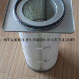Pluse Erhuan Jet cartucho de filtro de aire de polvo de poliéster