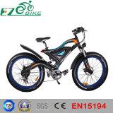 1000W 48V MITTLERES Laufwerk-elektrisches Fahrrad für Erwachsene Gut-Aufbauen