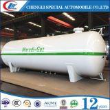 50cbm 25ton 20mt 40ton 프로판 LPG 탄알 저장 탱크