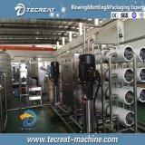 Cadena de producción embotelladoa completa automática de la máquina de rellenar del agua de botella del animal doméstico