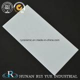 Resistente al calor industrial aislante Al2O3 / Las placas de cerámica cerámica alúmina sustrato