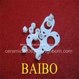 Изготовленный на заказ белые Machinable керамические изделия