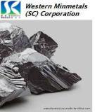 99.99999% Tellurure CdZnTe (CZT) de zinc de cadmium à la MINMETALS occidentale