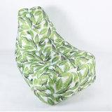 Aufblasbares Couch-Nichtstuer-Luft-Sofa L Form-beweglicher Lügen-Stuhl mit Stutzen-Kissen