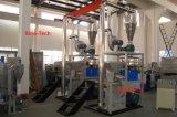 PVC HDPE LDPE LLDPE 폐기물 재생을%s 산업 플라스틱 분쇄기