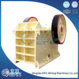 Máquina primaria de la trituradora de quijada de la fábrica de China para la explotación minera