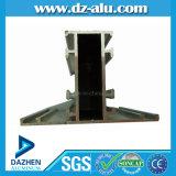 Preço mais baixo para o perfil de alumínio Porta de vidro Material de Construção