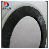 Commerce de gros en nylon noir et blanc de la brosse de la bobine