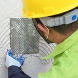 La construction de la poudre de grade des polymères EVA souples pour la réparation de mélange de mortier