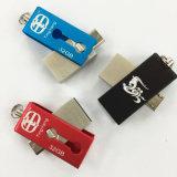 Миниая ручка памяти USB шарнирного соединения OTG передвижная двойная (YT-3204-03)