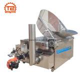 Patatas fritas del gas del Ce que fríen la máquina de la sartén