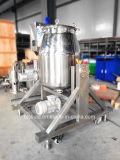Mélangeur rotatoire électrique automatique 1000L de tambour de chiquenaude de poudre Stirring de Musli