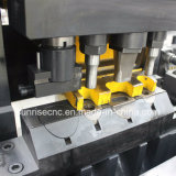 Tpl8004 CNC de Machine van het Ponsen, het Merken en het Scheren voor Vlakke Staaf