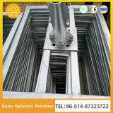 Illuminazione palo d'acciaio dell'alluminio di prezzi di fabbrica 2m-30m