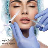 Cross lié l'acide hyaluronique seringue remplissage dermique Derma Bd