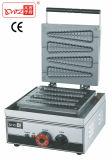 4つの形のLollyのワッフルのパン屋/電気Lollyのワッフルメーカー/棒のワッフルのパン屋機械
