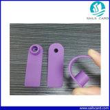 Schaf-Ohr-Marke mit Laserdruck-Zahl für den Identifikation Gleichlauf