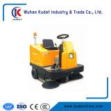 Barrendero de suelo mecánico eléctrico recargable