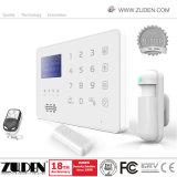 Беспроводной домашней системы охранной сигнализации GSM безопасности вскрытия корпуса