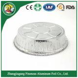 Одноразовые кухня используйте контейнер из алюминиевой фольги