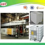 Machines de moulage de soufflage de corps creux de réservoir de machine/eau de coup en plastique de palette
