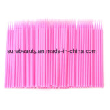 Des cotons-tiges de maquillage jetables de cils Mini d'extension des applicateurs individuels Accueil Mascara pinceau doux en coton-tige