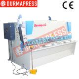 250t / 4000 Prensa de plancha de metal para doblar 6mm Ms Plate