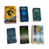 Paquete de tarjetas lindo impreso aduana barata al por mayor de Tarot