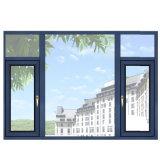 Il metallo Inclinare-Gira la finestra con vetro Tempered