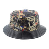 Chapéu colorido dos pescadores do chapéu de Burket da forma (MC197)