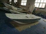 De Boot van de Catamaran van Liya voor Verkoop 4.2m de Bouw van de Boot van de Catamaran van de Glasvezel