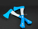 Ось резиновый ручки A613 600g XL0136-2 цветастая стальная