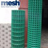 PVC покрытием / оцинкованной сварной проволочной сетки для обеспечения безопасности
