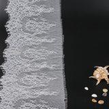 Tessuto del vestito da cerimonia nuziale del merletto del voile del tessuto di tessile