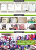 Мешок водоустойчивой застежки -молнии PVC косметический, водоустойчивый PVC составляет мешок