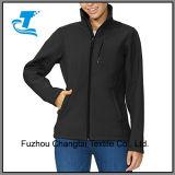 Mulheres Softshell Jacket quente para actividades ao ar livre
