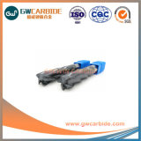 Ferramenta de corte 4 flautas carboneto de tungsténio Final Mill